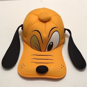 Walt Disney Pluto Costume/Vacation/Souvenir Hat
